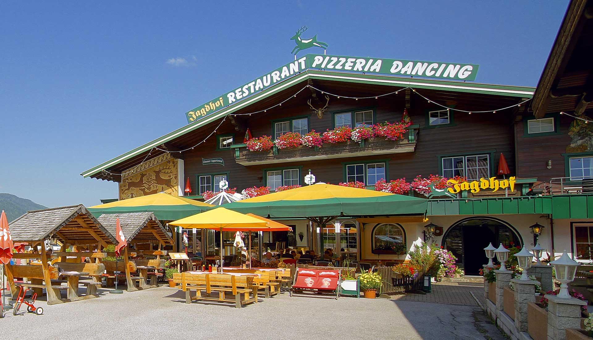 Ferienwohnungen Jagdhof in Flachau