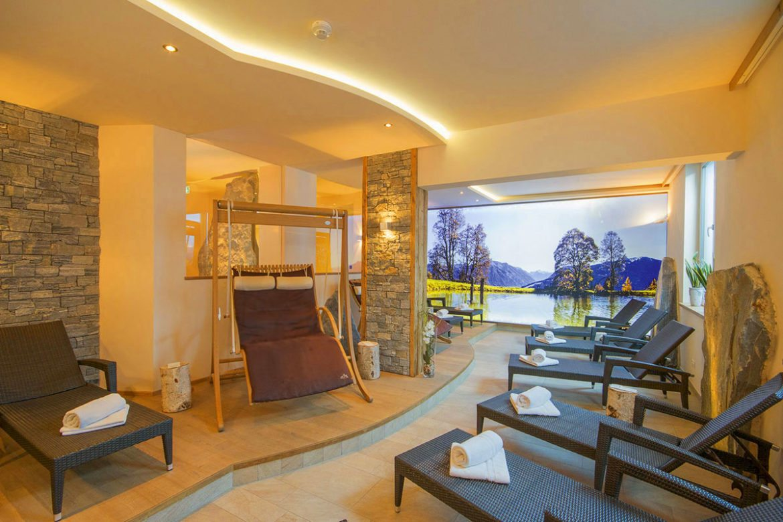 Wellness im Hotel Alpenwelt in Flachau